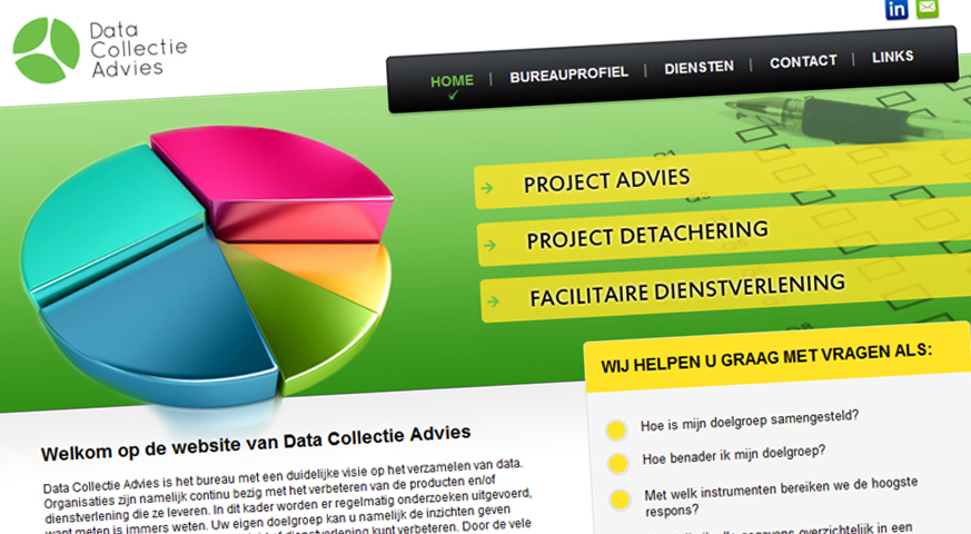 Data Collectie Advies
